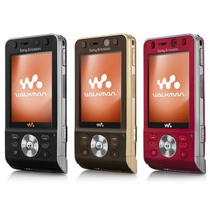 Photo of Sony Ericsson W910I Mobile Phone