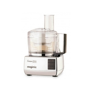 Photo of Magimix Food Processor Compact 3100 In Chrome 12427 Food Processor