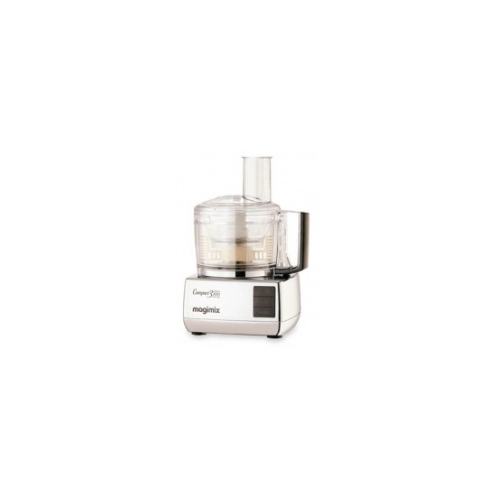 Magimix Food Processor Compact 3100 in Chrome 12427
