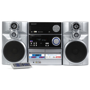 Photo of Sharp Mini System CDMPX860H HiFi System