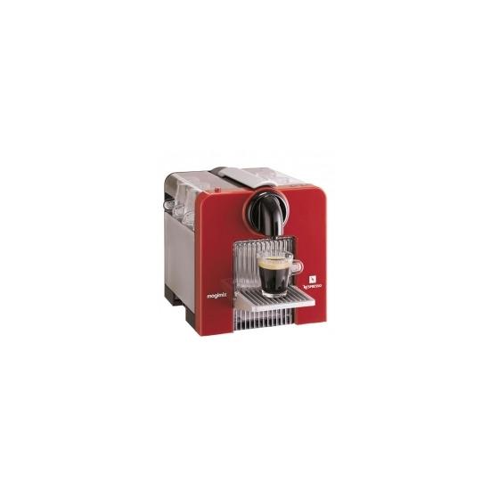 Nespresso Magimix M220 Le Cube Red 11275