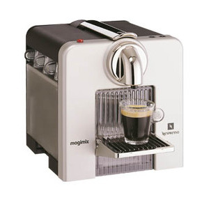 Photo of  Nespresso Magimix M220 Le Cube Alumiminium 11276 Coffee Maker