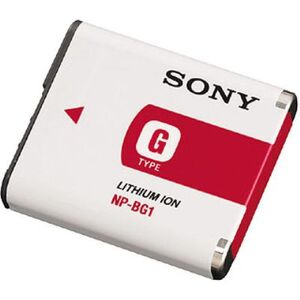 Photo of Sony NP-BG1 Battery Camera and Camcorder Battery