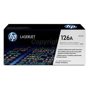 Photo of HP CE314A 126A LaserJet Imaging Drum Printer Accessory