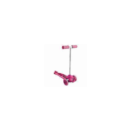 Twist and Roll Scooter - Pink