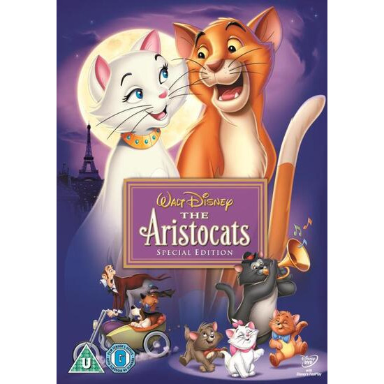 The Aristocats [Special Edition] DVD Video