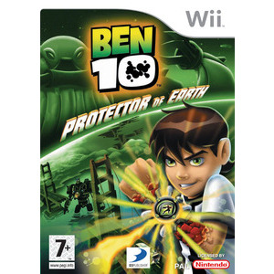 Photo of Ben 10: Protector Of Earth (Wii) Video Game