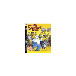 Photo of The Simpsons Game PS3 Video Game
