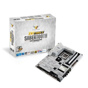 Photo of Asus SABERTOOTH Z97 MARK S Motherboard