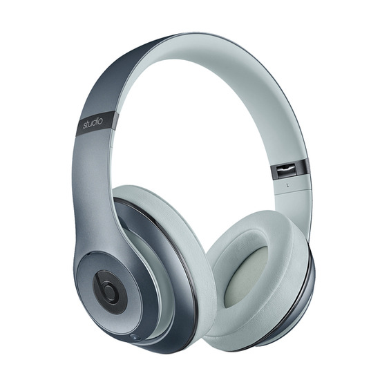 Beats Studio Noise-cancelling Headphones - Silver