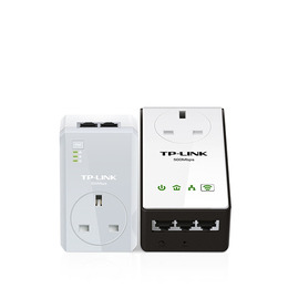 TP-Link AV500 Passthrough Powerline WiFi kit