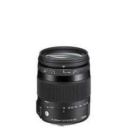 Sigma 18-200mm f/3.5-6.3 DC Macro OS HSM Contemporary Lens Sony Fit
