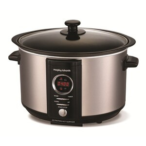 Photo of Morphy Richards 3.5L Digital Sear and Stew Slow Cooker Slow Cooker