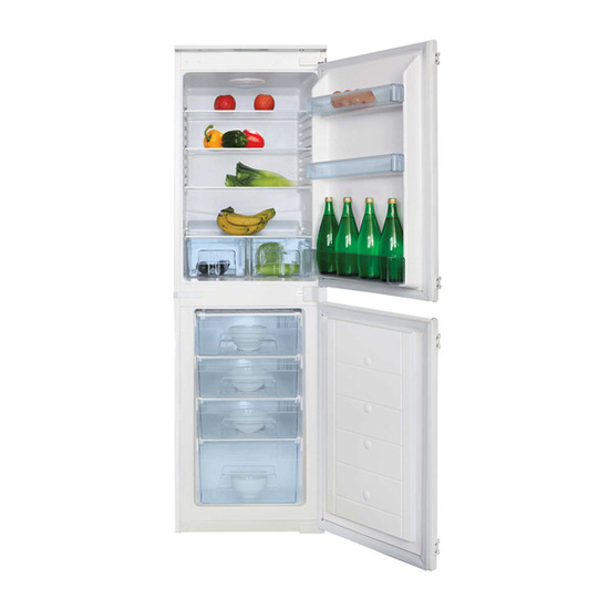 CDA CF031 Integrated Fridge Freezer