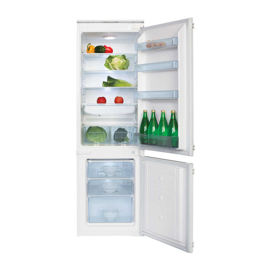 CDA CF041 Integrated Fridge Freezer