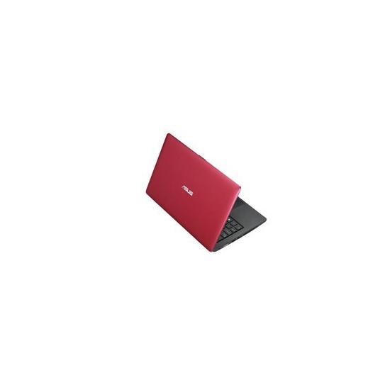 Asus X200CA 4GB 500GB 15.6 inch Windows 8 Laptop in Red & Black