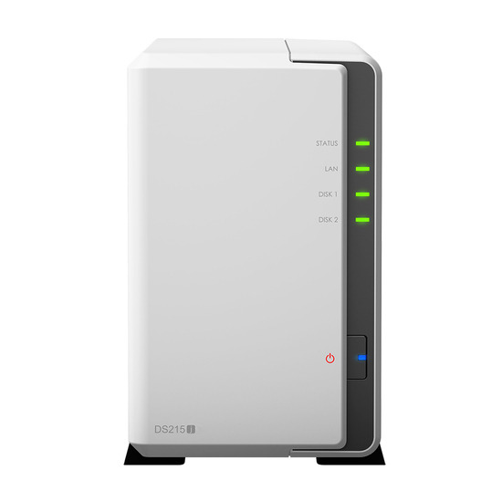 Synology DS215j - 8TB