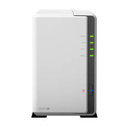 Synology DS215j - 10TB