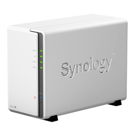 Synology DS215j - 12TB