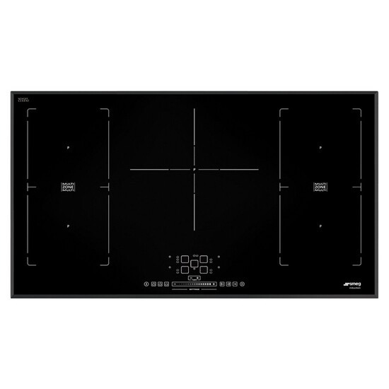 SIM592B Electric Induction Hob - Black