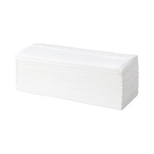 Photo of Office Depot 2-Ply Hand Towels Bright White S-Fold - Box Of 20 Sleeves Office Furniture