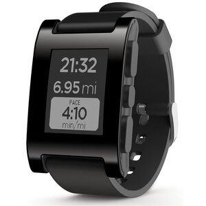 Photo of Pebble Smartwatch Wearable Technology