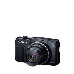 Powershot SX710 HS Digital Camera in Black