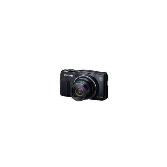 Powershot SX710 HS Digital Camera in Black