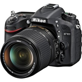 Nikon D7100 Digital SLR Camera with 18-140mm Lens Kit Reviews