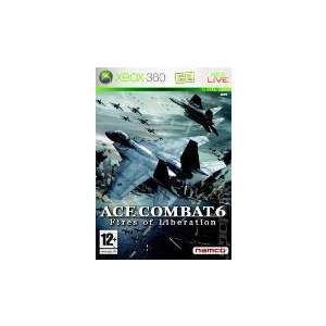 Photo of Ace Combat: Fires Of Liberation (XBOX 360) Video Game