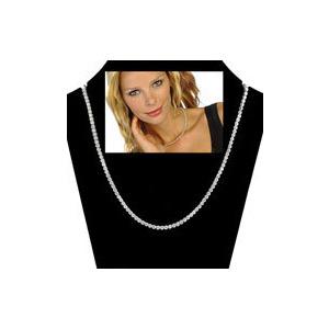 Photo of Collarette Necklace 1.50CT Diamond 18KW Jewellery Woman
