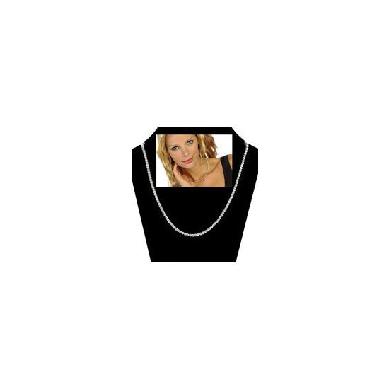 Collarette Necklace 1.50CT Diamond 18KW