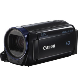 Canon Legria HF R606 Black Reviews