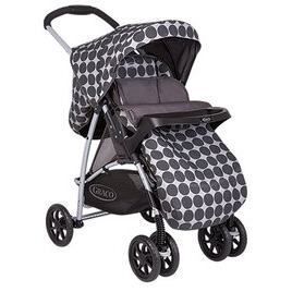 Graco Mirage Pushchair Travel System Reviews
