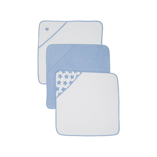 Mothercare Cuddle 'N' Dry Hooded Towels