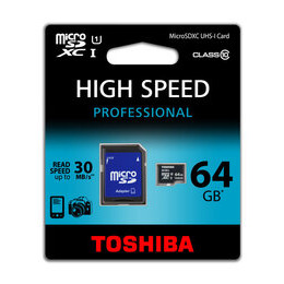 TOSHIBA SD-C064UHS1(6A Reviews