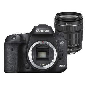 Photo of Canon EOS 7D Mark II With 18-135MM F/3.5-5.6 IS STM Lens Digital Camera