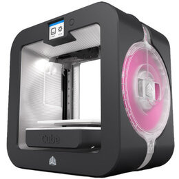 3D Systems Cube 3391100 Reviews