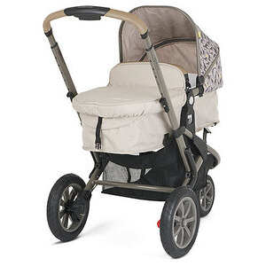 Photo of Mothercare XPEDIOR Pram and PUSHCHAIR Travel System - Tusk Special Edition Pram