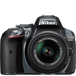 Nikon D5300 Digital SLR Camera with 18-55mm VR Lens Reviews