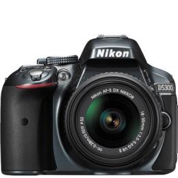 Nikon D5300 Digital SLR Camera with 18-55mm VR Lens Reviews