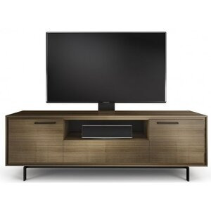 Photo of BDI Signal 8329 Graphite TV Cabinet TV Stands and Mount