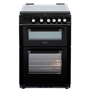 Photo of Servis DG60SS Cooker