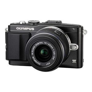 Photo of Olympus PEN E-PL5 With 14-42 mm + 40-150 mm II R Lens Digital Camera