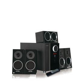 Microlabs M1910 64W RMS 5.1 Speaker System Reviews