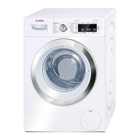 Bosch WAW28660GB
