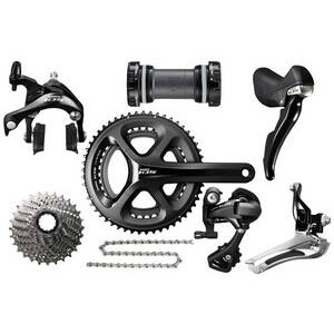 Photo of Shimano 105 Groupset Bicycle Component