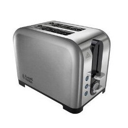 Russell Hobbs 22390 2 Slice Polished & Brushed Stainless Steel Toaster Reviews