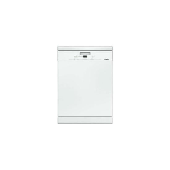 Miele Jubilee G 4940 SCi Fullsize Semiintegrated Dishwasher Clean Steel