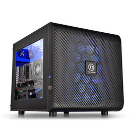 Thermaltake Core V21 Micro Chassis Reviews